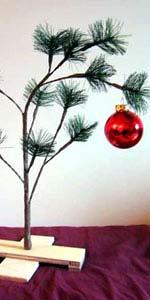 Božična smrečica Charlija Browna
