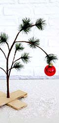 Charlie Brown - božično drevesce