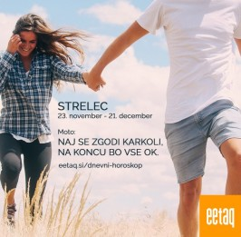 Horoskop: Strelec